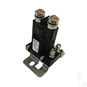 Solenoid, 36V 4 Terminal Silver, Club Car DS Electric 88-05