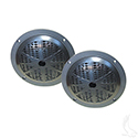 "Pyle 5.25"" Black Speakers Only- Set of 2"