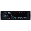 Pyle-In Dash AM/FM/MPX, Bluetooth Digital Media Receiver w/MP3 Playback, USB/SD/Aux Inputs-No Spkrs