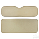 Cushion Set, Buff, Universal Board, Club Car DS 600 Series