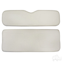 Cushion Set, White, Universal Board, Club Car DS 600 Series