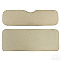Cushion Set, Beige, Universal Board, Club Car Precedent 600 Series