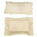 Flip Cover Set, Beige, Club Car Precedent
